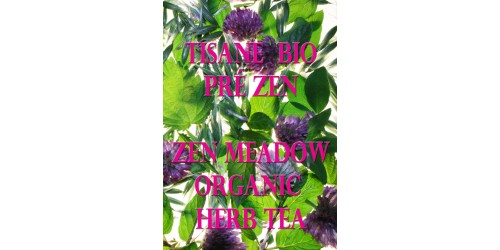 ORGANIC HERB TEA ZEN MEADOW (BULK ZIP BAG)