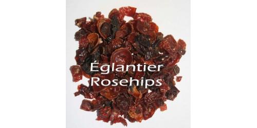 ORGANIC HERBAL TEA, ROSEHIPS (Rosa canina / eglanteria / rugosa)