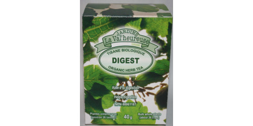 ORGANIC HERB TEA DIGEST +