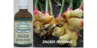 GINGER, Organic tincture, (Zingiber officinale)